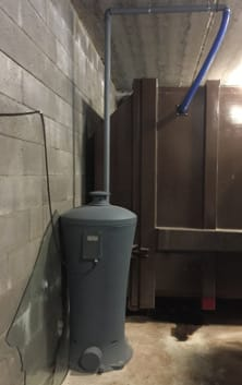 kompostointilaitoksen hajunpoisto